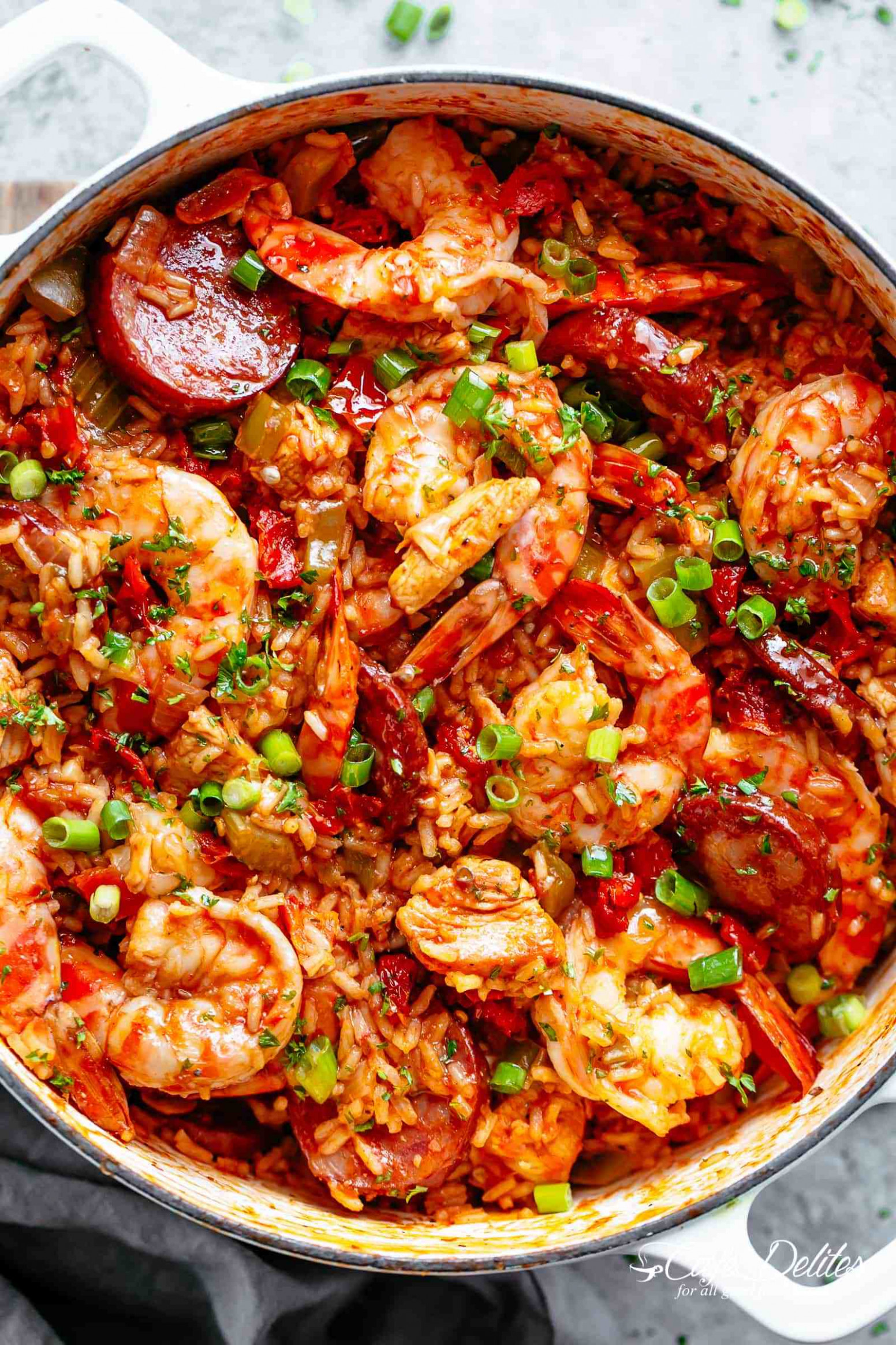 75+ Delicious & Healthy Chicken Recipes | Health Wholeness - healthy recipes jambalaya
