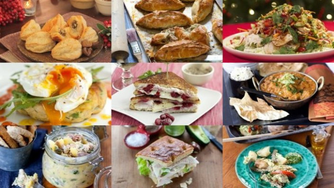 76 Christmas Leftover Recipes | Recipes | Food Network UK - leftover xmas dinner recipes
