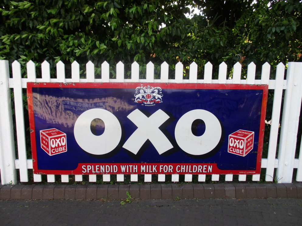 775 Bluebell Railway - OXO - chinese recipes chicken