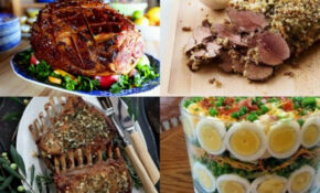 8 Easter Dinner Recipe Ideas – Recipes Easter Dinner