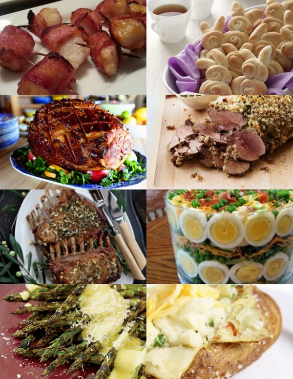 8 Easter Dinner Recipe Ideas - Recipes Easter Dinner