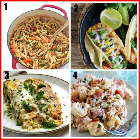 8 Easy Meals You Can Make With Rotisserie Chicken- A ..