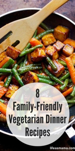 8 Family-Friendly Vegetarian Dinner Recipes | Ravioli bake ..