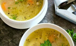 8 Ketogenic Chicken Soup Recipes – Primal Edge Health – Recipes Of Chicken Soup