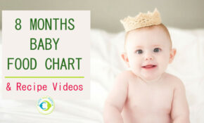 8 MONTHS INDIAN BABY FOOD CHART With Recipe Videos – TOTS ..