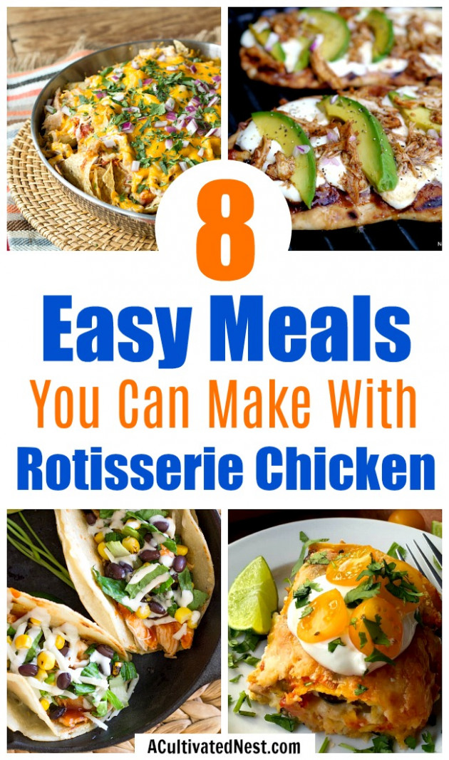8 Ridiculously Delicious Ramen Recipes  A Cultivated Nest - Recipes You Can Make With Rotisserie Chicken