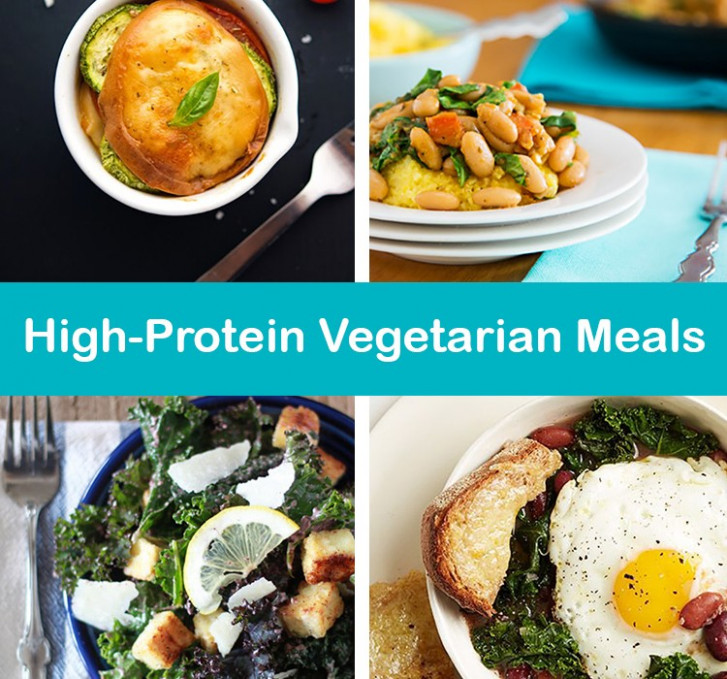 81 High-Protein Vegetarian Recipes That Can Be Easily Made - recipes vegetarian high protein