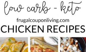 9 Delicious Low Carb Keto Diet Chicken Recipes For Dinner – Keto Chicken Recipes Dinner