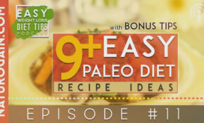 9+ EASY Paleo Diet Recipe Ideas | Ep 11 Podcast – Paleo Recipes Vegetarian