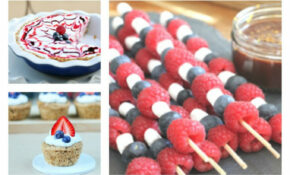 9 Healthy 4th of July Dessert Recipes | Healthy Ideas for Kids
