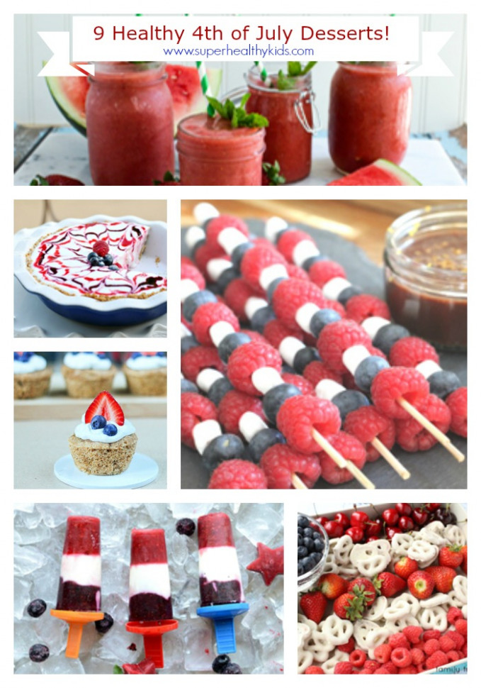 9 Healthy 4th of July Dessert Recipes | Healthy Ideas for Kids - healthy 4th of july recipes