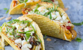 9 Vegetarian Taco Recipes For Meatless Monday – Recipes Vegetarian Tacos