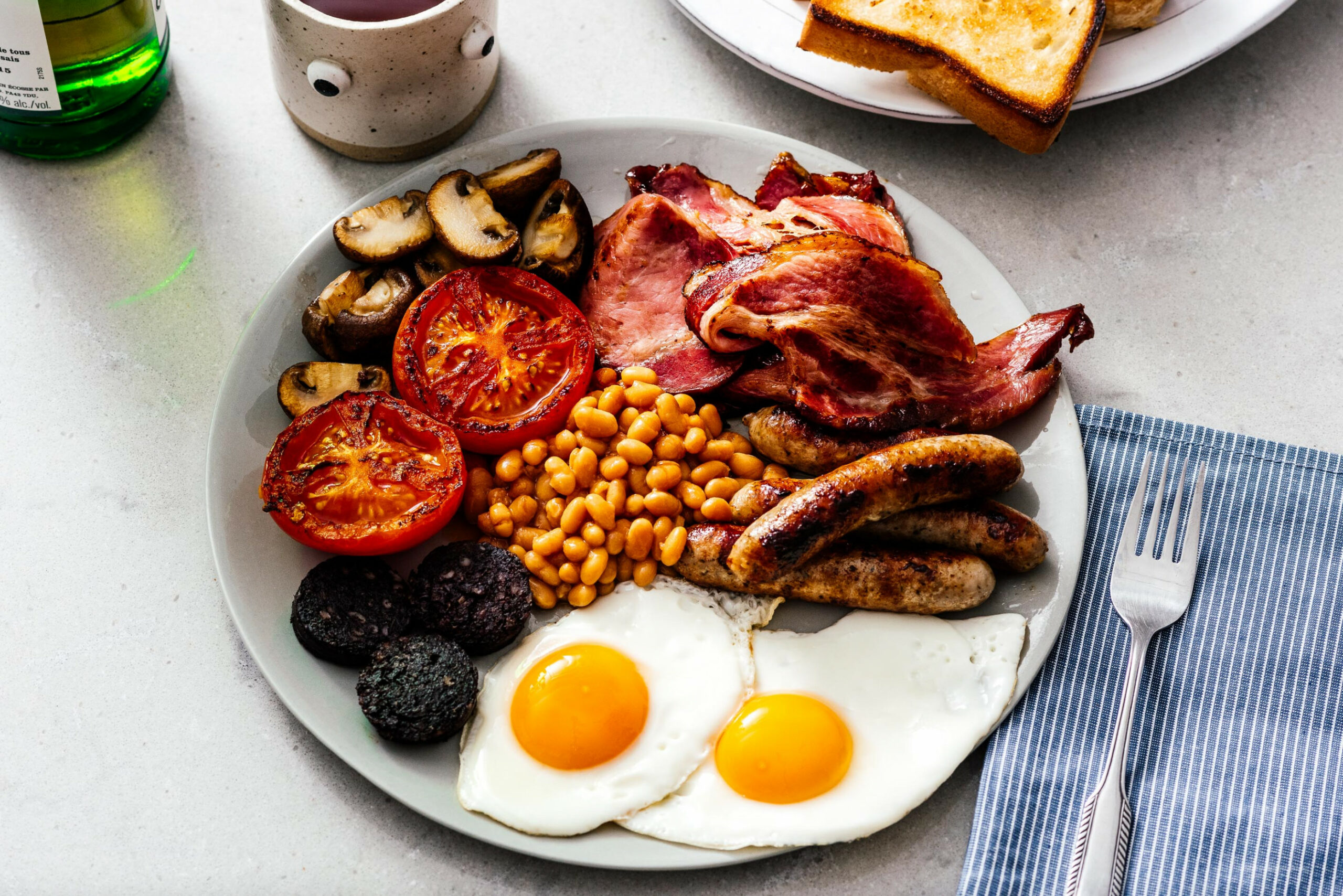 A Breakdown of the Full English Breakfast · i am a food ..