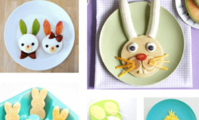 A Day's Worth Of Creative Easter Eats (Breakfast, Lunch ..