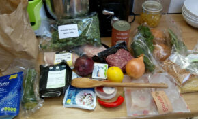 A Family Against The Flow: Subscription Box Review: Gousto – Gousto Recipes Chicken