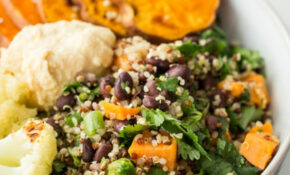 A Feel Good Lunch Bowl — Oh She Glows – Oh She Glows Recipes Dinner