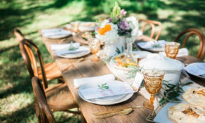 A Garden To Table Fall Dinner Party – The Sweetest Occasion – Recipes Casual Dinner Party