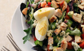 A Heart Healthy Salad That's High In Fibre And Perfect For ..