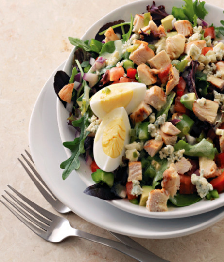 A heart-healthy salad that's high in fibre and perfect for ..