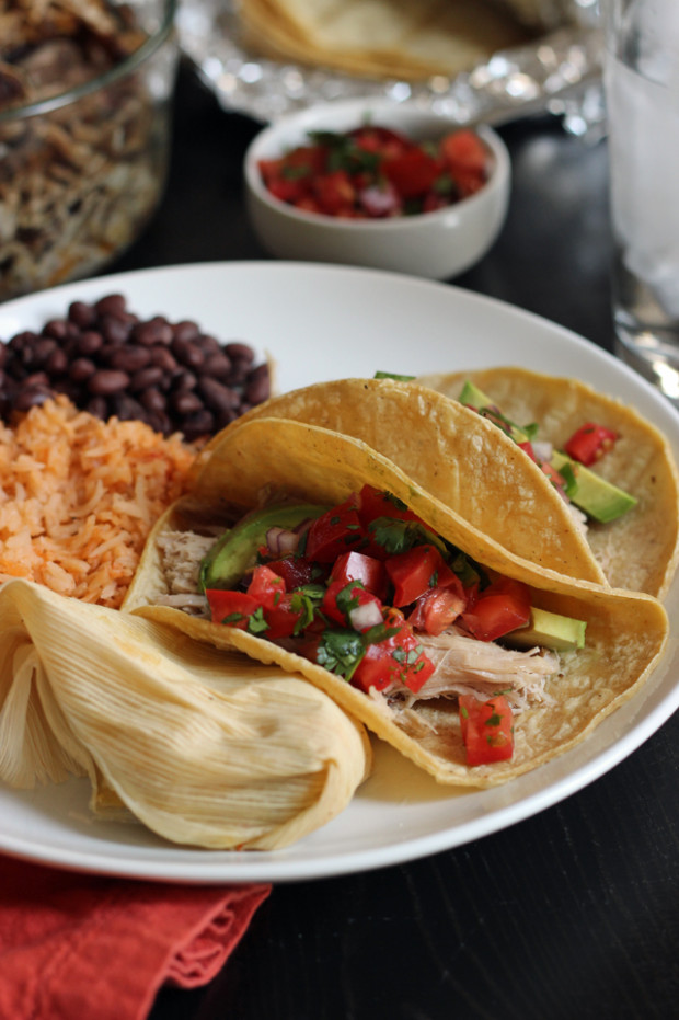 A Mexican Buffet is a Quick Dinner - Good Cheap Eats - recipes buffet dinner
