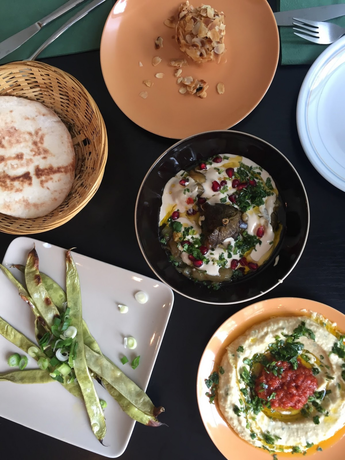 A Middle Eastern Food Experience at Kitchen 15, Brussels ..