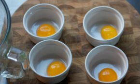 A New Way To Enjoy Eggs: Egg In A Cloud – Cooking Light – Recipes Using Egg Yolks Healthy