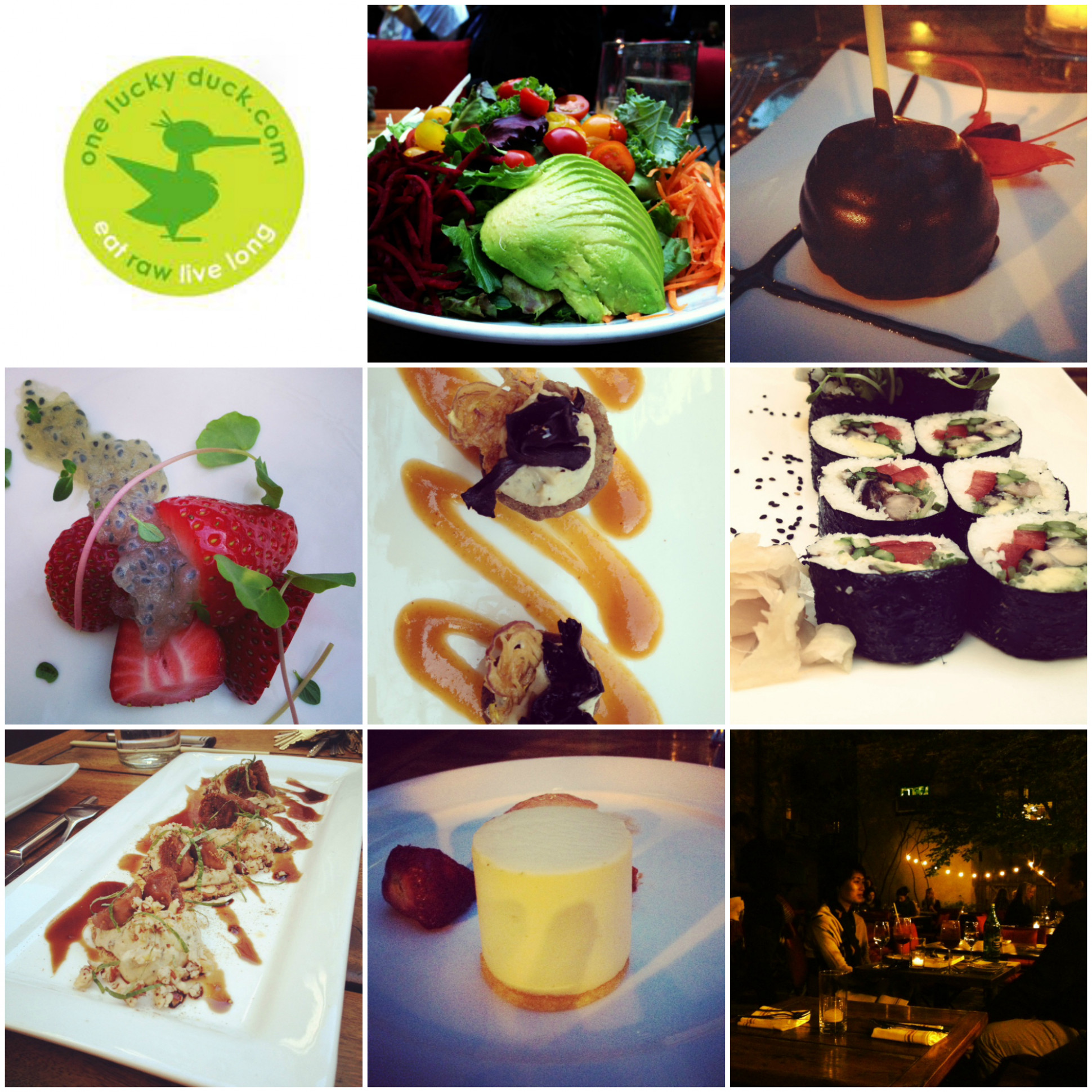A Perfect Raw, Vegan Dinner At Pure Food And Wine | The Full ..