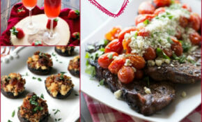 A Romantic Dinner For Two | 50 Valentine Recipe Ideas – A ..