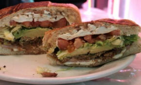 A Sandwich A Day: Torta Hawaiiana At La Cocina Mexicana ..