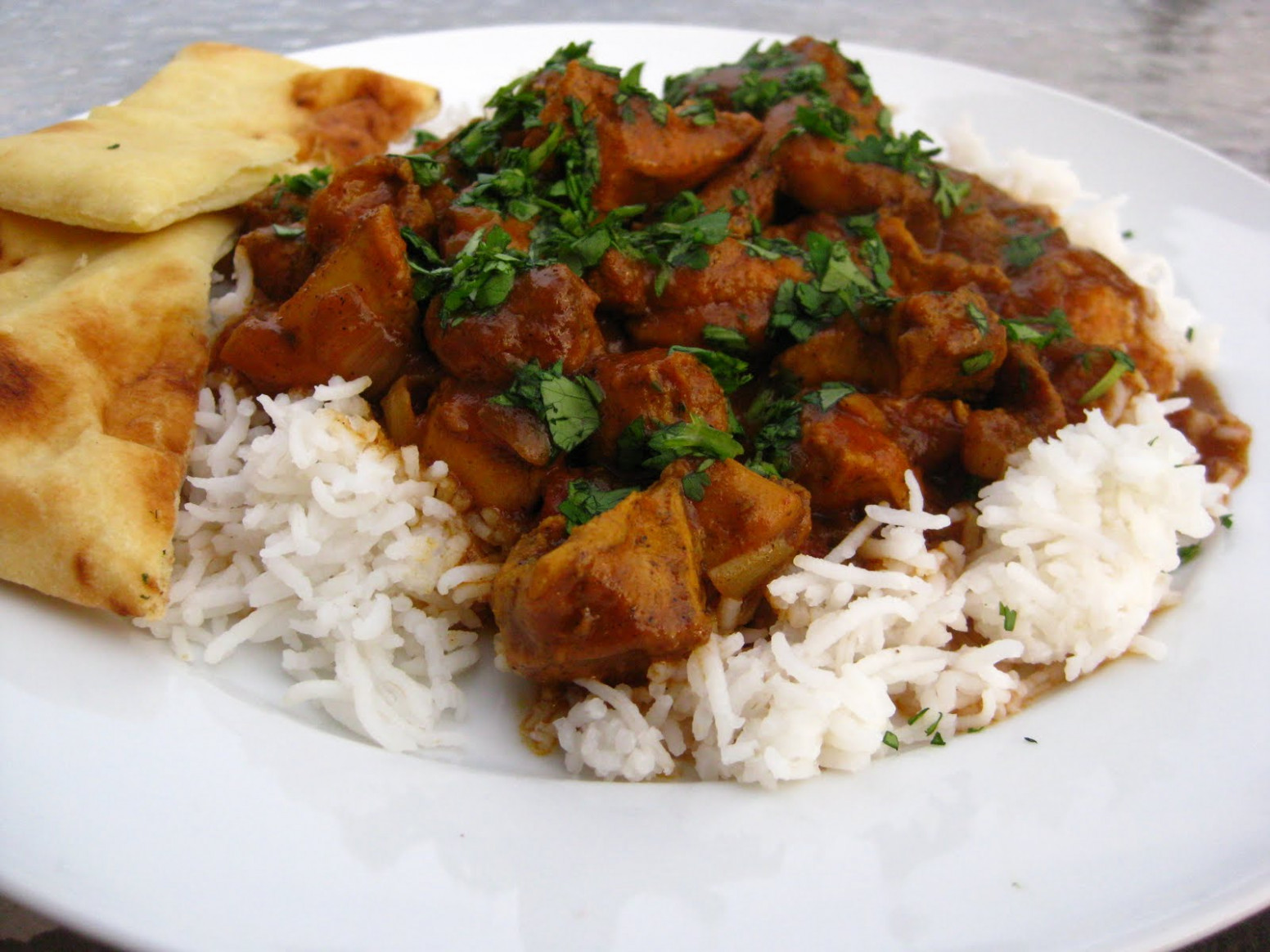 A Taste of Home Cooking: Recipe Swap - Indian Chicken Curry - indian curry recipes chicken