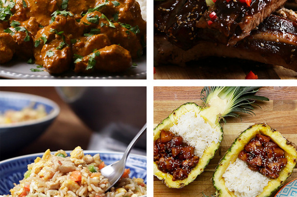 A Tour Of Delicious Asian-Inspired Dinner Recipes - dinner recipes buzzfeed
