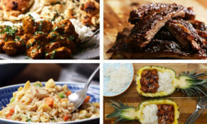 A Tour Of Delicious Asian Inspired Dinner Recipes – Food Recipes Asian