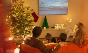 A TV Channel Playing Christmas Movies 24 7 Is About To Launch! – Salad Recipes For Xmas Dinner