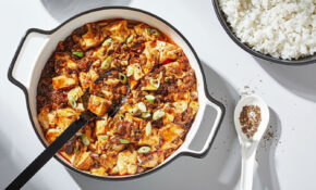 A Vegetarian Mapo Tofu Recipe With All The Numbing Heat ..