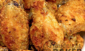 A Very Basic Wing Recipe For The Air Fryer–secret's In The ..