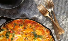A Very Egg Ceptional Veggie Bake – Recipes Dinner With Eggs