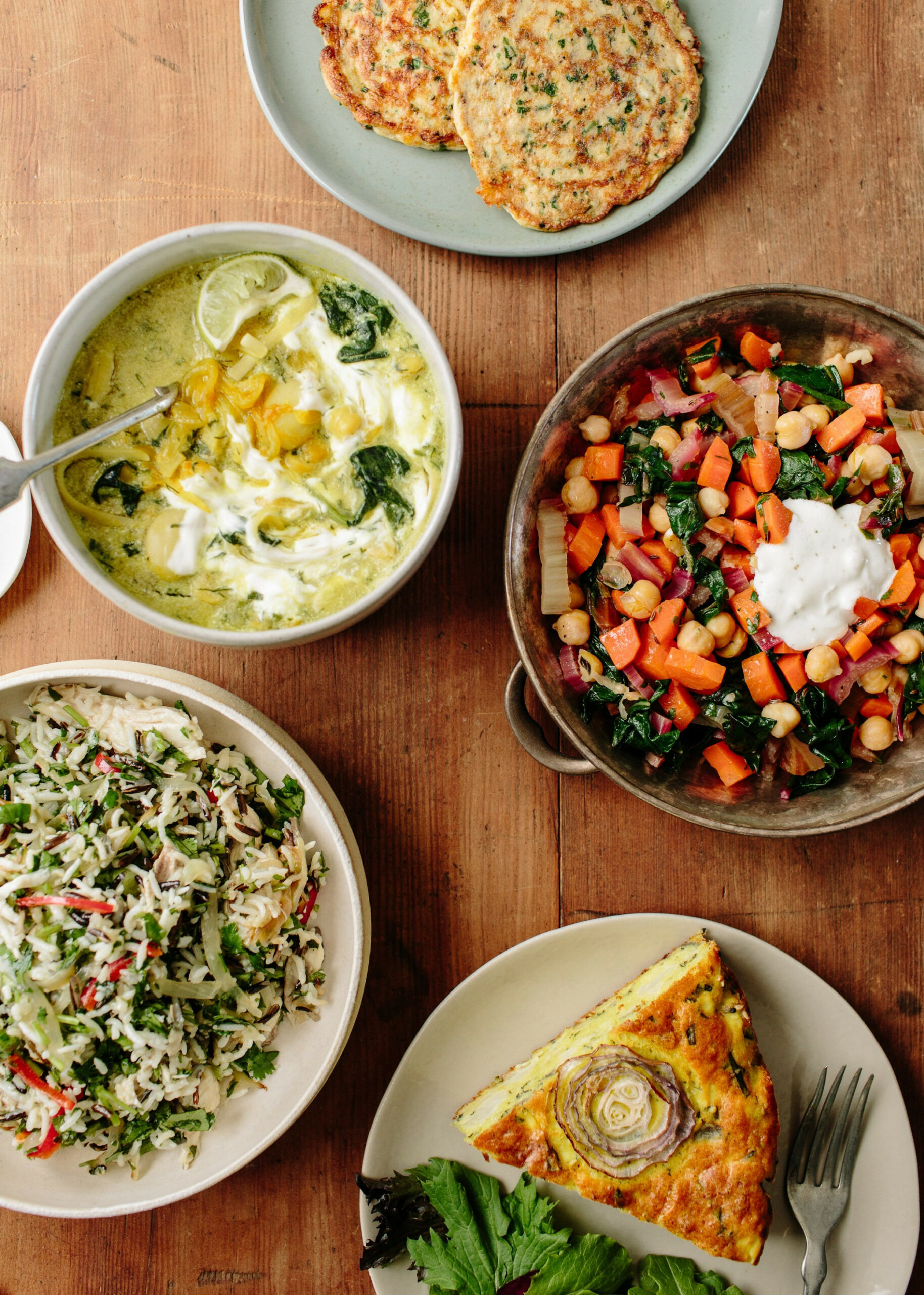 A Week of Lunches from Ottolenghi | Kitchn - healthy recipes ottolenghi
