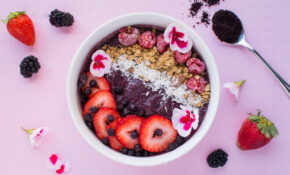 Acai Bowl + Video – Healthy Recipes Videos