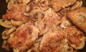 Acid Reflux Friendly Recipe: Chicken Cutlets With Sauteed ..