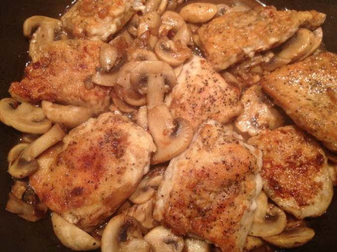 Acid reflux-friendly recipe: Chicken cutlets with sauteed ..