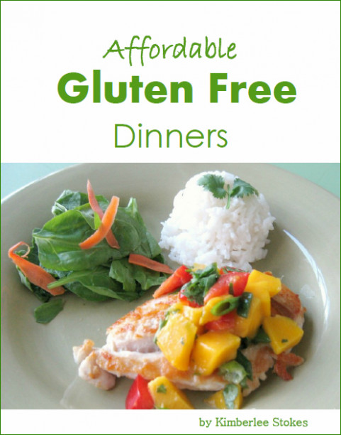 Affordable Gluten Free Dinners - The Peaceful Mom - Gluten Free Recipes Dinner