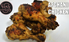 Afghani Chicken Recipe – How To Make Afghani Chicken – Chicken Recipes In Hindi