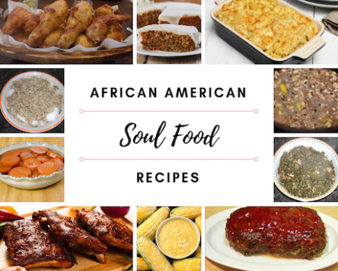 African American Soul Food Recipes - All Time Favorites - soul food recipes