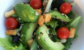 African Avocado Salad – African Food Recipes