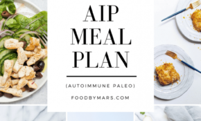 AIP Meal Plan | Food By Mars – Food Recipes Api Free