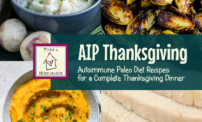 AIP Thanksgiving: Autoimmune Paleo Diet Recipes for a ...