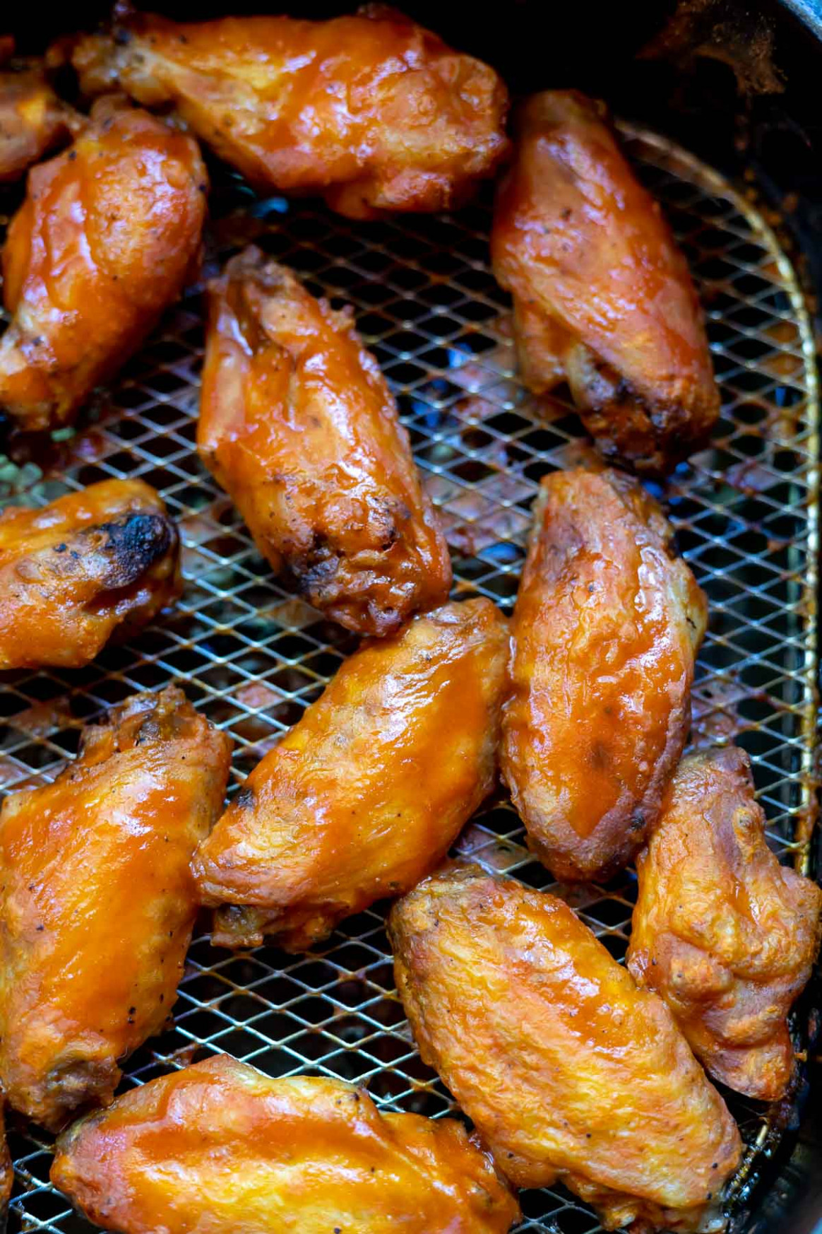 AIR FRYER BUFFALO CHICKEN WINGS!!! + Tasty Air Fryer Recipes - pressure cooker xl recipes chicken wings