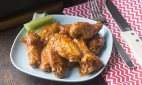 Air Fryer Buffalo Wings – Air Fryer Recipes Chicken Wings
