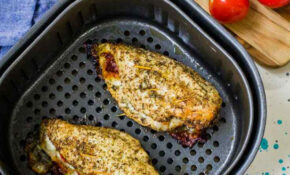 Air Fryer Chicken Breast Recipe   The Gracious Pantry – Recipes Air Fryer Chicken Breast
