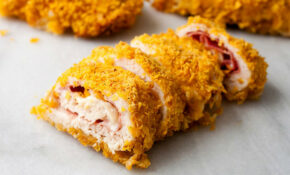 Air Fryer Chicken Cordon Bleu Frozen – Food Recipes – Ninja Foodi Recipes Chicken Breast